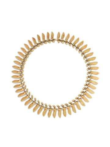 Bent Gabrielsen for Georg Jensen a Necklace