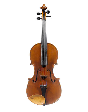 An Italian Violin by Eugenio Degani, Venice 1894 (1)