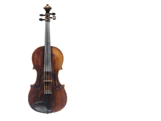A Fine English Viola by Joseph Hill, London (2)