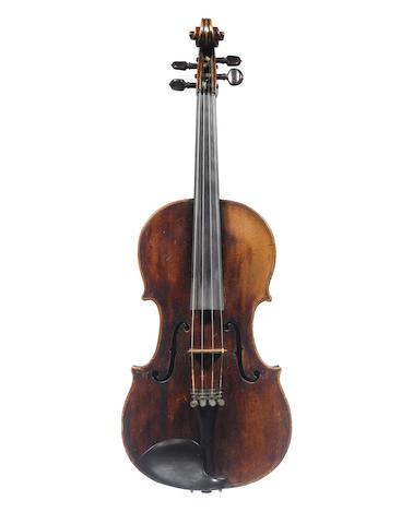 A Fine English Viola by Joseph Hill, London (2)