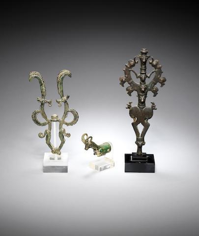 Three Luristan bronzes 3
