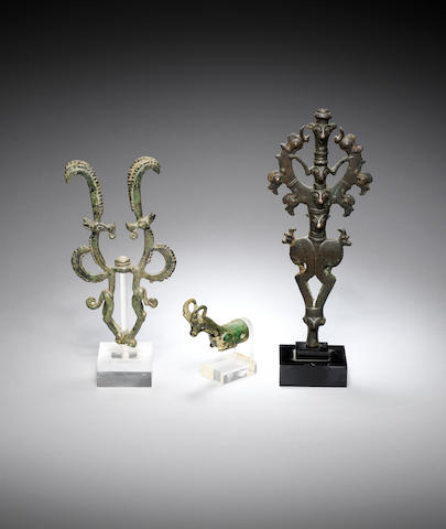 Three Luristan bronzes 3
