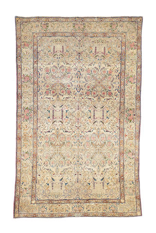 A Kirman carpet, South East Persia, 355cm x 224cm