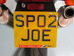 One owner from new,2002 Honda SP-1 Joey Dunlop Commemorative Model Frame no. JH2SC45SA0YM004103 Engine no. SC45E2004800
