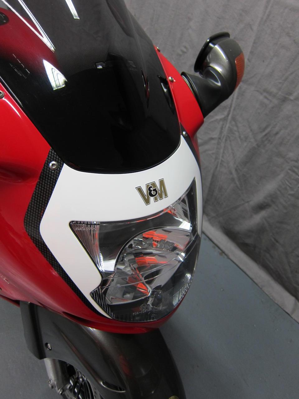 1,180 miles from new,1999 Honda CBR1200XX Super Blackbird 50th Anniversary Limited Edition Frame no. JH25C35A1WM110020 Engine no. SC35E3005106