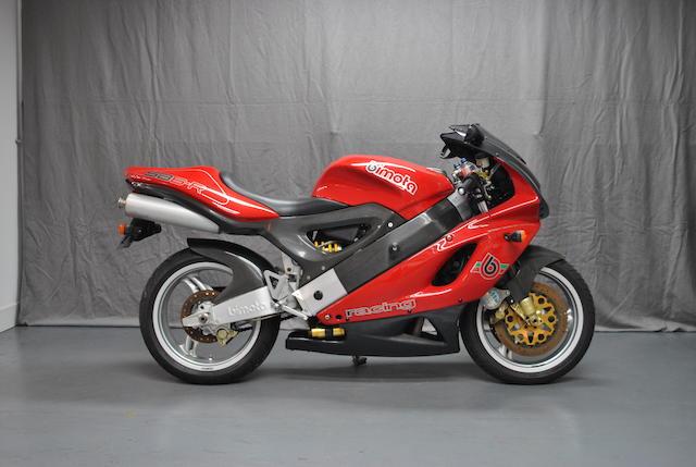 2000 Bimota SBR6 Frame no. ZESSB6000VR000448