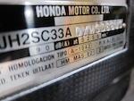 1999 Honda CBR900RR FireBlade Evolution TT100 Frame no. JH2SC33A0XM306843 Engine no. SC33E2311116