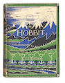 TOLKIEN (J.R.R.) The Hobbit or There and Back Again... Illustrated by the Author, FIRST EDITION, second impression, 1937