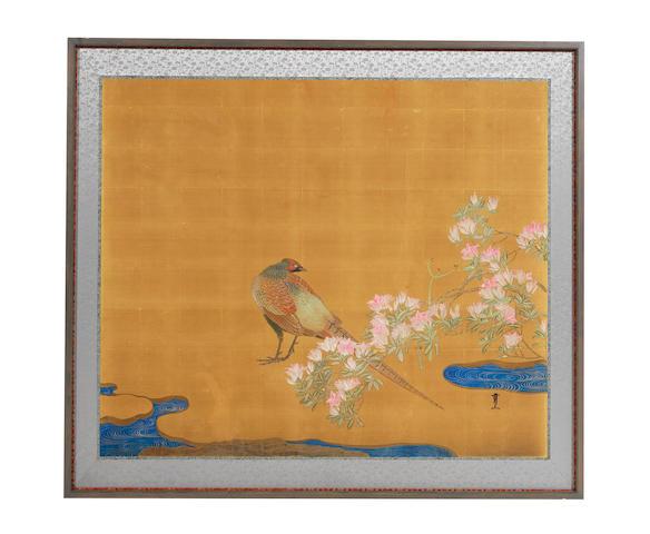Kimura Buzan (1875-1942) Meiji/Taisho Period
