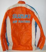 Peter Agg's Suzuki Team GB crew jackets,