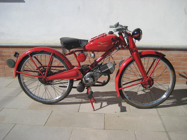 1949 Moto Guzzi Model C