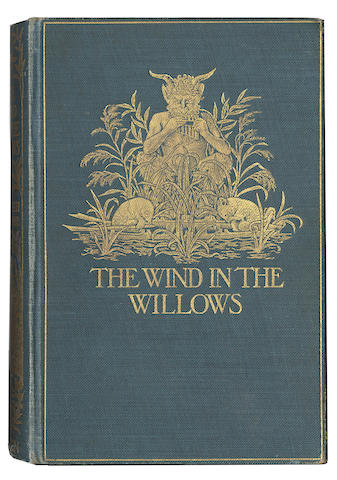 GRAHAME (KENNETH) The Wind in the Willows, FIRST EDITION, 1908