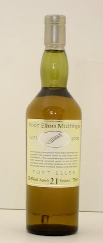 Port Ellen Maltings-21 year old