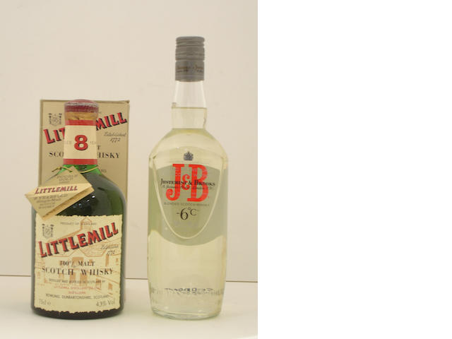 Littlemill-8 year old<BR /> J & B