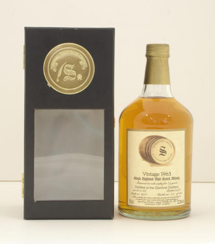 Glenlivet-29 year old-1963