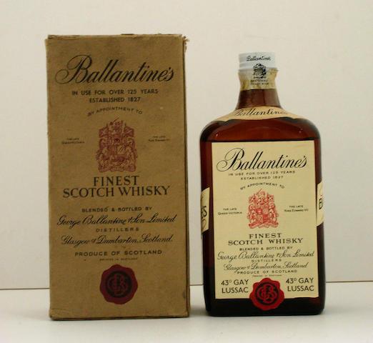 Ballantines-Circa 1950's