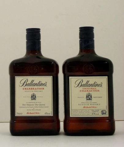 Ballantine's Celebration  Ballantine's Original Character