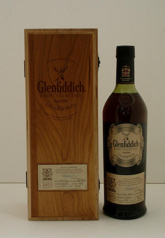 Glenfiddich Rare Collection-34 year old-1975