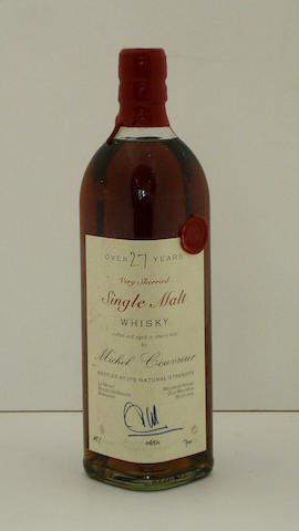 Michael Couvreur Single Malt-27 year old