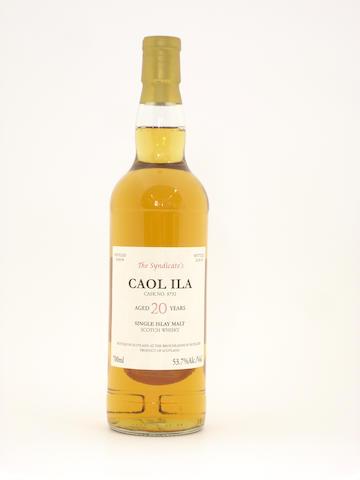 Caol Ila-20 year old-1990 (6)