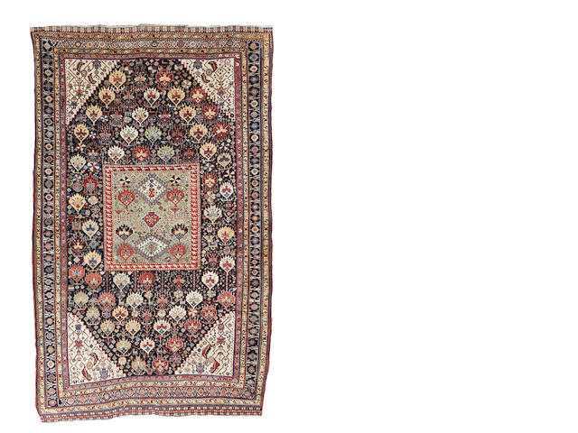 A Kashgai rug, South West Persia, 321cm x 201cm
