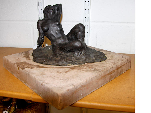 Sarah Myers, 20th Century Female nude high