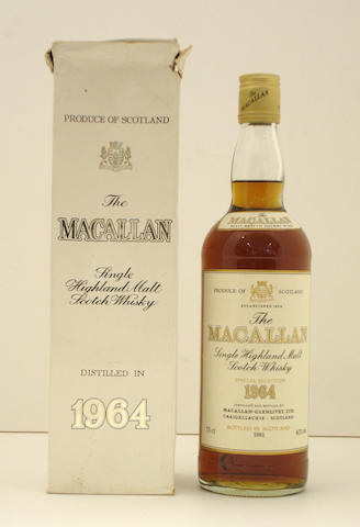 The Macallan-1964