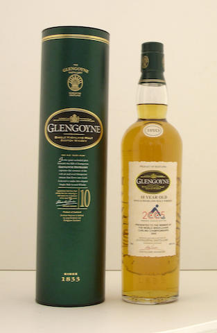 Glengoyne-10 year old