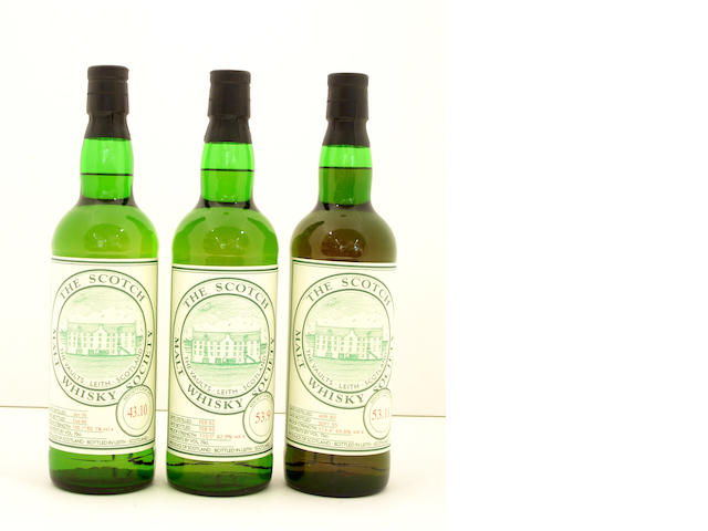 SMWS 43.10-1978<BR /> SMWS 53.9-1982<BR /> SMWS 53.11-1980