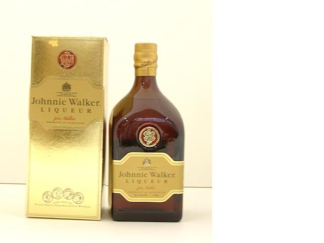 Johnnie Walker Liqueur (2)