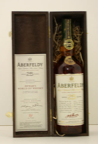 Aberfeldy-25 year old