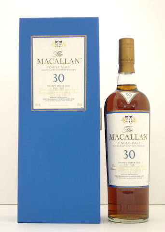 The Macallan-30 year old