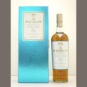 The Macallan Fine Oak-30 year old
