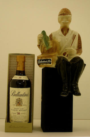 Ballantine's-30 year old  Ballantine's-14 year old