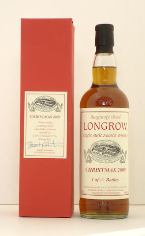 Longrow Burgundy Wood Christmas-2009