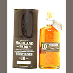 Highland Park Whisky Live 2010-10 year old