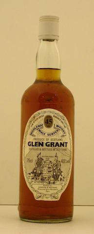 Glen Grant-45 year old