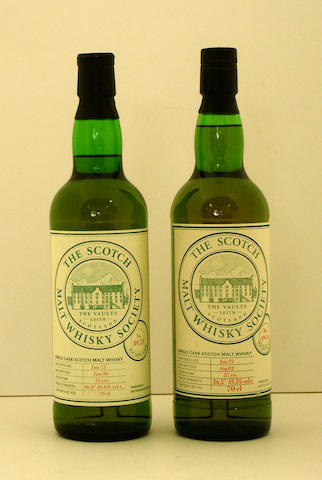 SMWS 49.13-25 year old<BR /> SMWS 49.14-27 year old