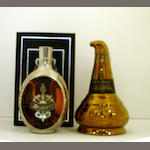 Dimple Royal Decanter<BR /> Whyte & MacKay-12 year old