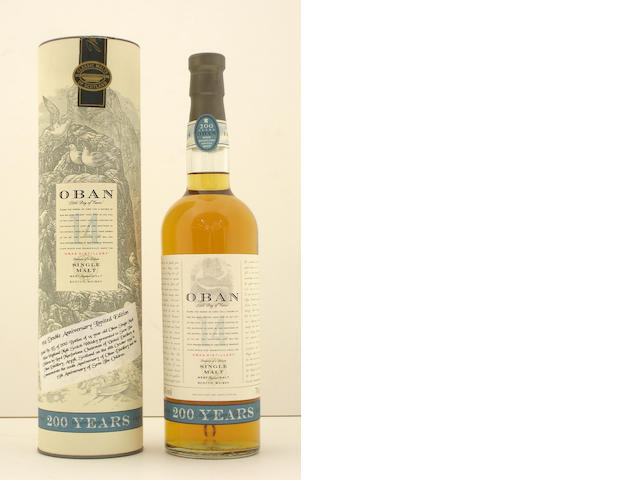 Oban Bicentenary-14 year old