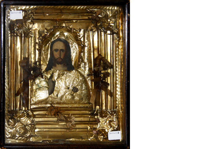 A 19th century Russian icon