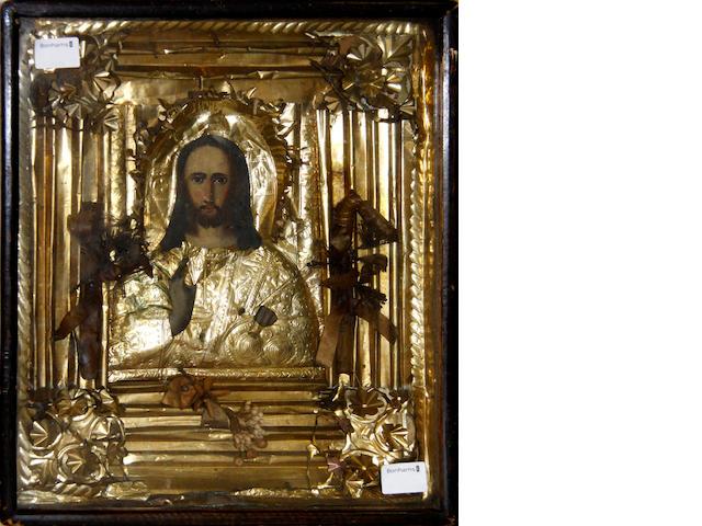 A 19th century Russian icon