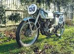 The ex-Dave Chadwick, Isle of Man TT,c.1952 LEF 125cc Racing Motorcycle