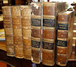 Books: English & Baronetage, 5 vols,