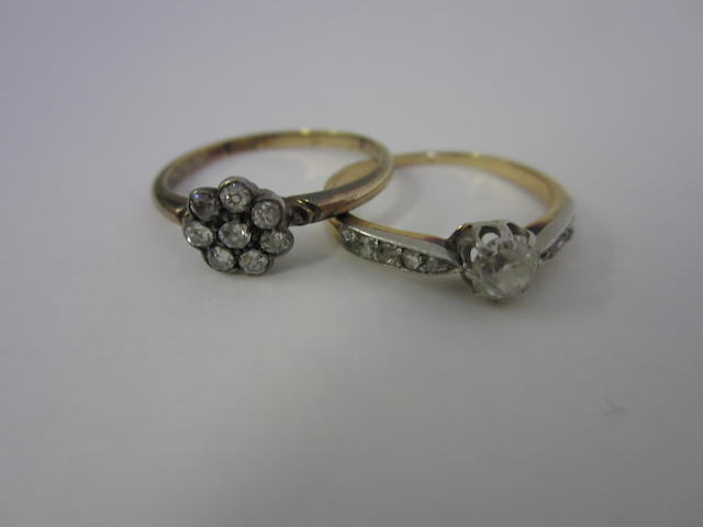 A single stone diamond ring (2)