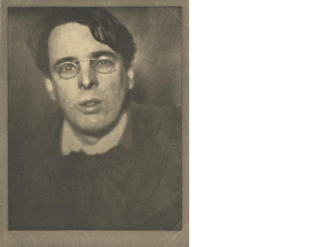 COBURN (ALVIN LANGDON) A group of 30 portraits from his book, <i>Men of Mark</i>, Duckworth, [1913]; together with the original publisher's prospectus (31)