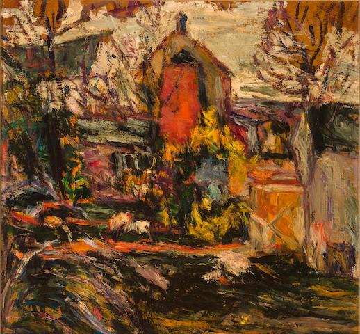 Abraham Manievich, Autumn