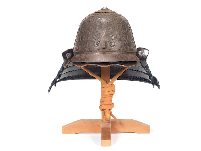 A Namban kabuto (helmet) Early Edo Period, 17th century