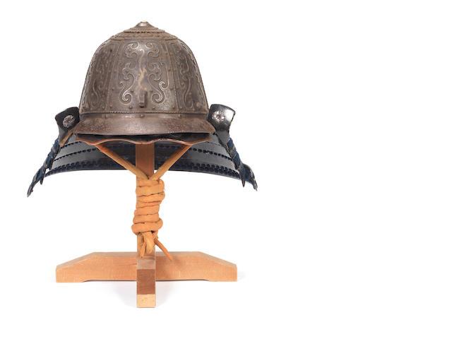 A Namban kabuto (helmet) Early Edo Period, 17th century