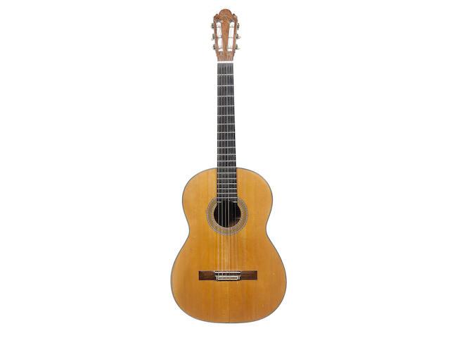 A fine Guitar by Ignacio Fleta, Barcelona, 1958 (1)